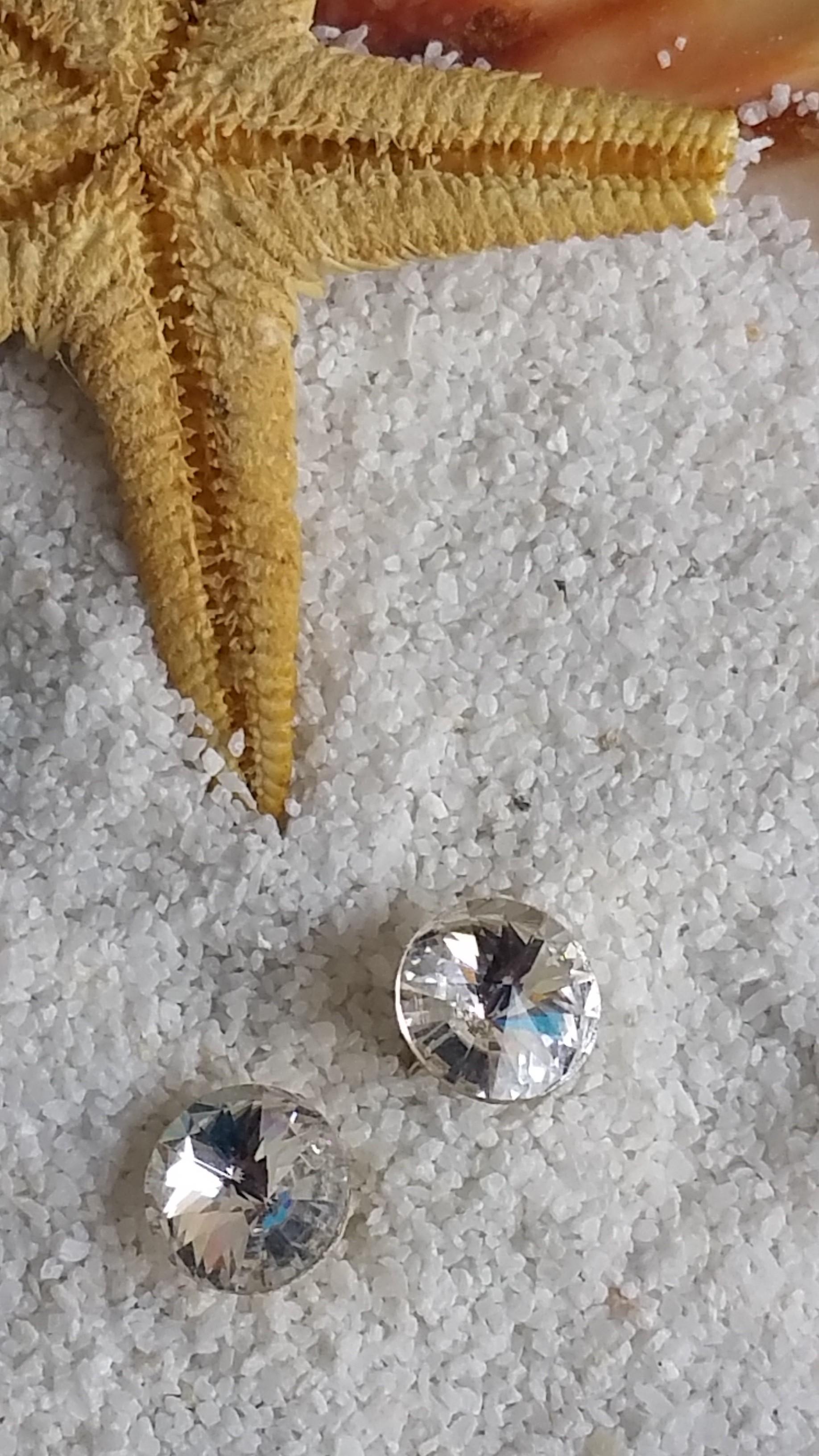 Pendientes Rivoli diamantes